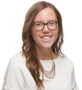 Photograph of Kayla Dobyns
