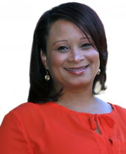 Photograph of Tracie McIver