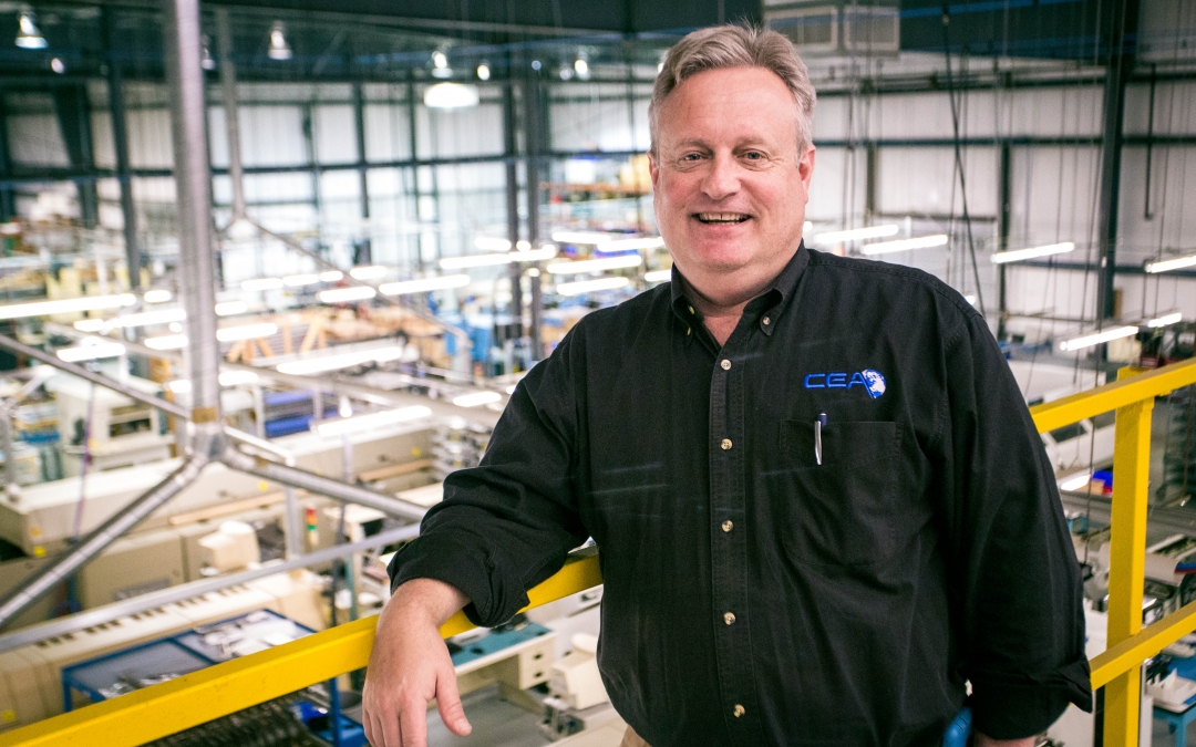 Impact Stories: CEA Manufacturing