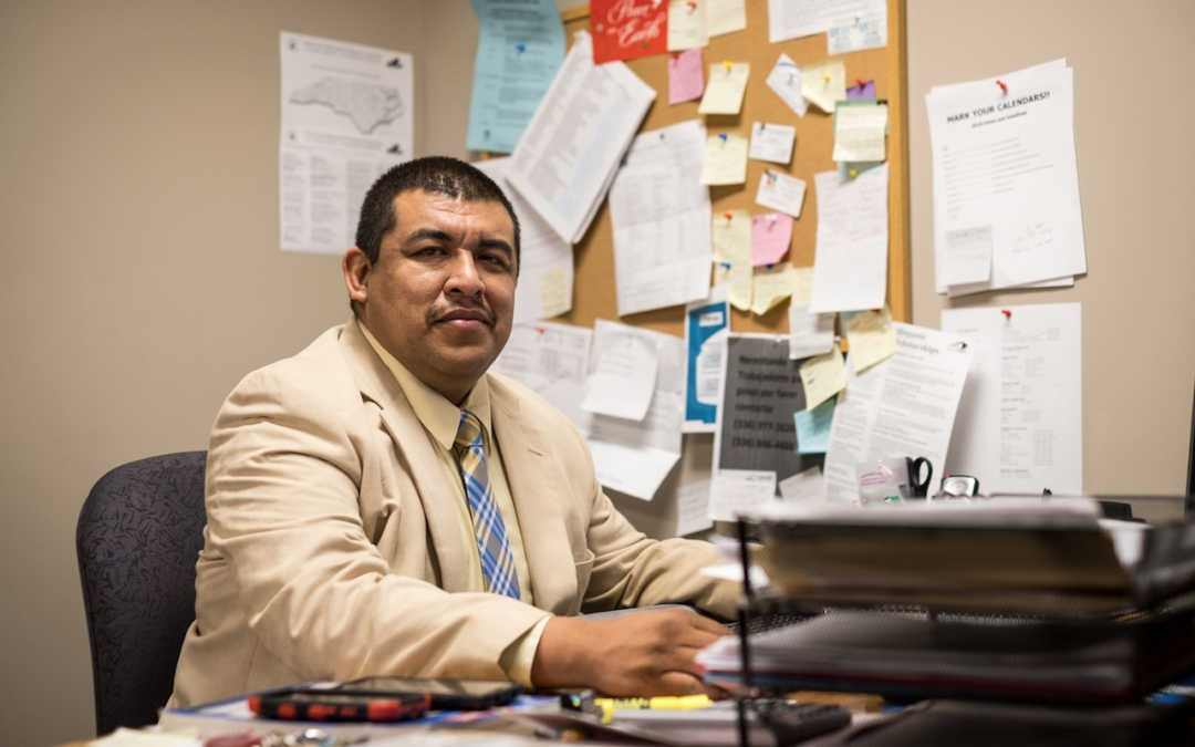 Innovative Rural Leadership: Jesus Padilla