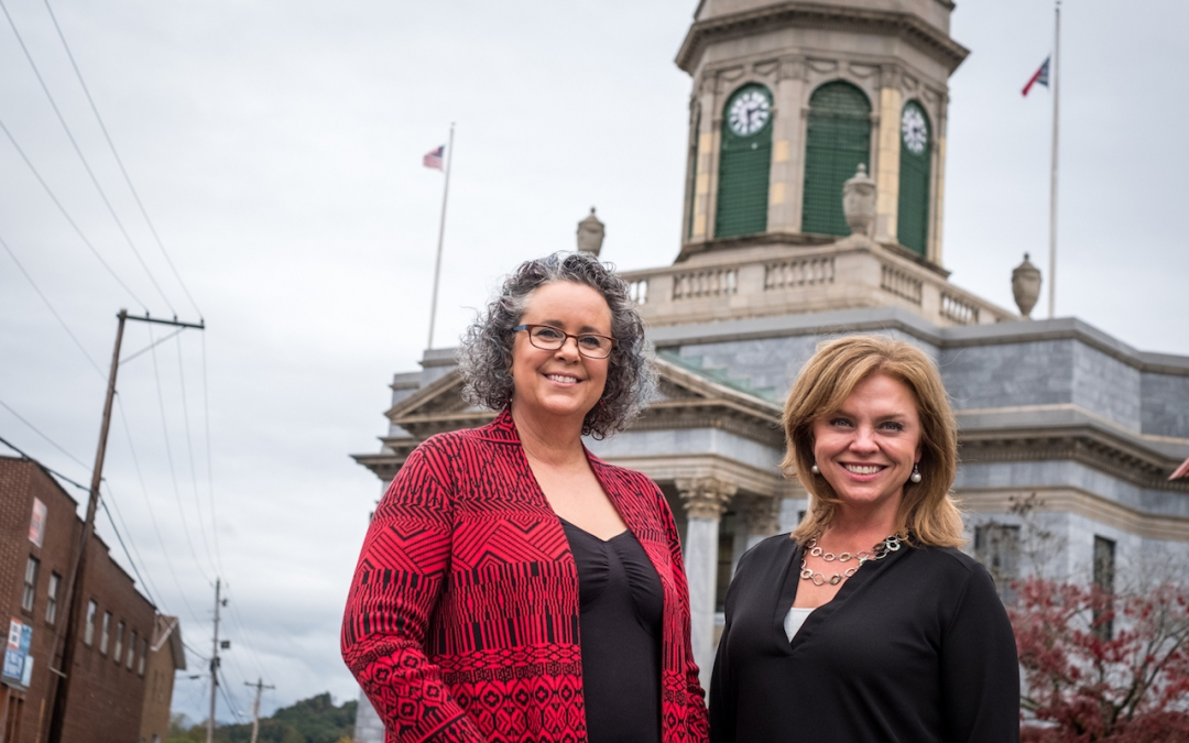 Innovative Rural Leadership: Kathryn Jenkins and Megan Reyes