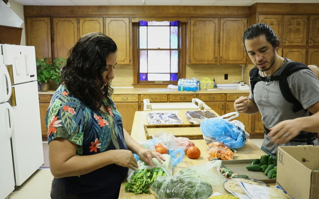 Creating A Place at the Table: Murfreesboro UMC