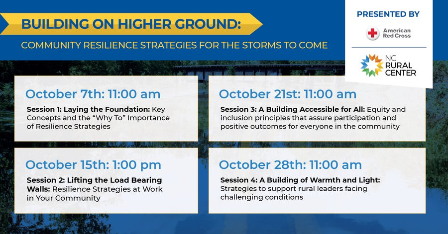 Building on Higher Ground: Community Resilience Strategies for the Storms to Come