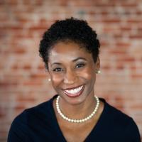 Photograph of Angela Judge